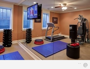 898 home fitness equipment 300x230 Rethink On Your Resolutions: Tap On Better Health With Home Fitness Solutions