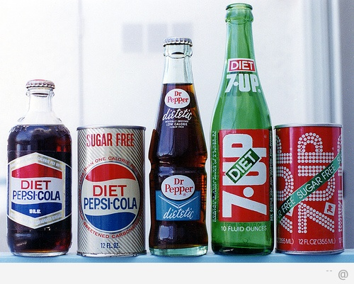diet soda 5 Foods To Cut From Your Diet Altogether