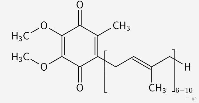 ubiquinone Coenzyme Q10