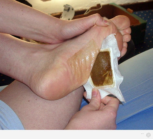 Detox Foot Pads Benefits Of Using Detox Foot Pads