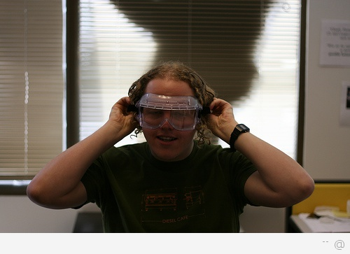 Safety Goggles Working With Wood? Know Your Stuff When It Comes To Eye Protection